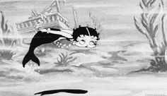 """vintagegal: """" Betty Boop's Life Guard (1934) """""""
