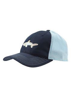 15bd8c18429 Shark Tour Stretch Fit Mesh Cap