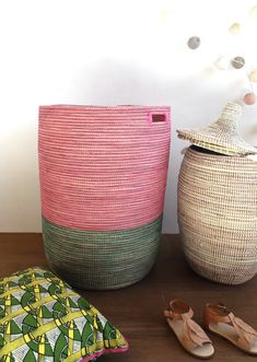Shop Home Decor Items Online - Affordable African Decorative Items Laundry Baskets, Storage Baskets, Home Decor Items Online, Small Space Office, Basket Decoration, Home Decor Accessories, Declutter, Decorative Items, Interior Decorating
