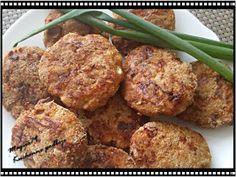 Maggie79 Kuchenne podboje: KOTLETY mielone z PIEKARNIKA Meat, Chicken, Ethnic Recipes, Food, Meals, Cubs