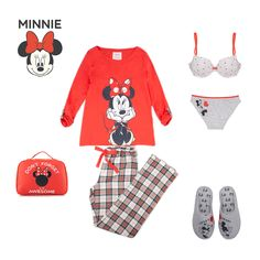 Minnie Mouse Xmas collection comes with lots of love and sweetest items