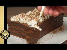 Η πιο εύκολη Σοκολατίνα! - ΧΡΥΣΕΣ ΣΥΝΤΑΓΕΣ - YouTube Cake Youtube, Easy Desserts, Chocolate Cake, Tiramisu, Your Favorite, Sweets, Ethnic Recipes, Food, Chicolate Cake