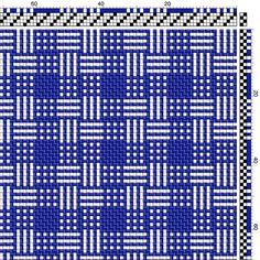 Ravelry: RobStrauss' Kasuri-type Weave