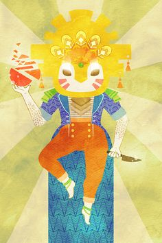 Deity Prints - Camille Chew