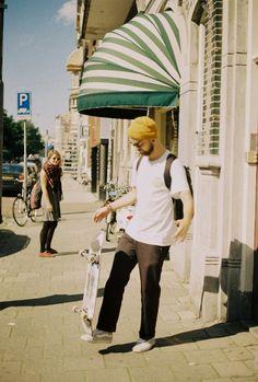 Kilian & Jule / Amsterdam 2015