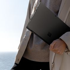 All-day battery life lets the new Surface Pro 6 go the distance. New Surface Pro, Best Laptops, Digital Trends, Microsoft Surface, Docking Station, Distance, Traveling, Notebook, Technology