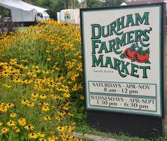 Durham Farmers Market Durham, NC
