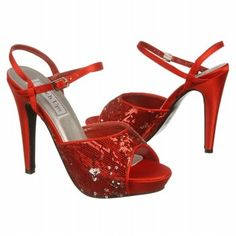 Touch Ups by Benjamin Walk Bev Shoes (Red) - Women's Shoes -