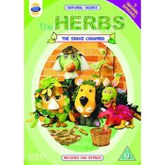 The Herbs...loved Parsley the Lion