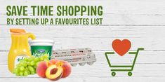 Baazarmart offer the list service, In this service you get the previous order list through which you can telly your items easily and save your time for order