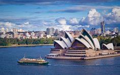 Kanada ve Avustralya'nın gezilmeye değer şehirleri hakkında bilgi ve önerilen şehirlerdeki gezilecek yerler.