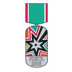Spurs Fiesta medal 2016