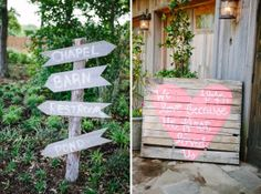 Real Wedding: Rustic DIY Wedding