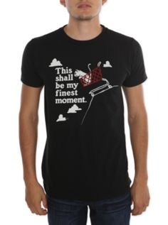 Goodie Two Sleeves Finest Moment T-Shirt