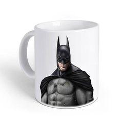 Batman Arkham City Mug Batman - The Movie Store