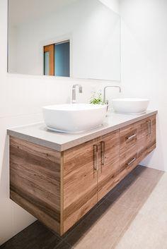 What Is Trending Now, Croydon, Classic White, Double Vanity, Basin, Showroom, Bathrooms, Facebook, Website