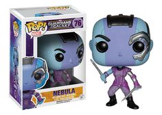 Guardians of the Galaxy Nebula Pop! Vinyl