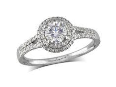 centre Colour G, Clarity - 1380140543 Diamond Cluster Ring, Diamond Rings, Diamond Engagement Rings, Diamond Jewelry, Jewellery Uk, Clarity, Centre, Colour, Diamond Jewellery