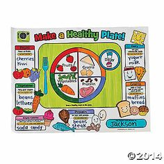 Teach kids how to eat a healthy, well-balanced diet with these Color Your Own All About MyPlate Posters! Kids can color these paper My Plate posters and . Nutrition Classes, Nutrition Activities, Kids Nutrition, Health And Nutrition, Nutrition Guide, Nutrition Education, Nutrition Poster, Subway Nutrition, Health Foods