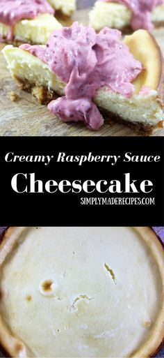 Creamy Raspberry Sau
