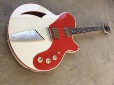 MotorAve guitar, BelAire model