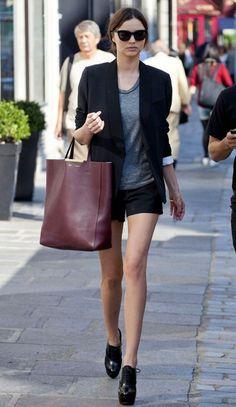 Miranda Kerr's last spring-summery looks.