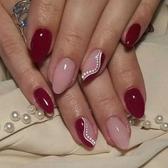 Nail Shapes - My Cool Nail Designs Fancy Nails, Trendy Nails, Pink Nails, Best Nail Art Designs, Super Nails, Nagel Gel, Manicure And Pedicure, Pedicure Nail Designs, Pedicure Colors