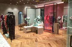 ISSA Store by JUSTSO, Riyadh – Saudi Arabia » Retail Design Blog