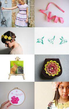 Beautiful spring by Marta Terraroli on Etsy--Pinned with TreasuryPin.com