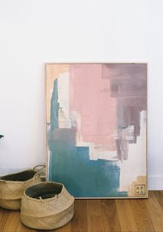 Many people believe that there is a magical formula for home decoration. You do things… Abstract Art Diy, Abstract Art Painting, Art Painting, Art Diy, Abstract Painting, Painting, Abstract Art Inspiration, Art Painting Acrylic, Abstract