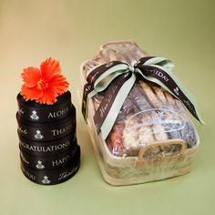 Small Lauhala Basket