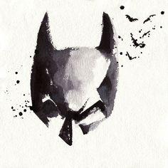 #illustration #batman #design #art #colors