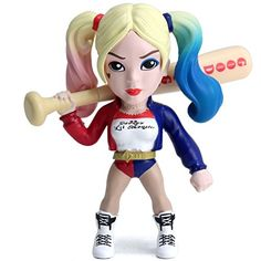 "Metals Harley Quinn Movie Figure, 4"" *** Visit the image link more details."