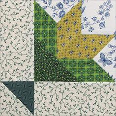 Civil War Quilts -- pattern... I love this!