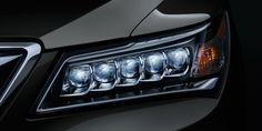 2014 Acura MDX in Crystal Black