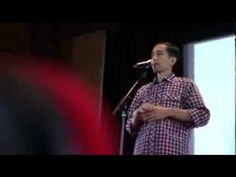 Jokowi Stand Up Comedy