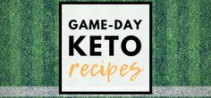 These Keto Game-Day recipes are perfect for the Super Bowl or any game-day! Perfect for any tailgating inspired event. Keto Chicken Wings, Chicken Bites, Pull Apart Pizza, Pizza Sticks, Brown Sugar Chicken, Cheesy Eggs, Buffalo Chicken Meatballs, Keto Tortillas, Parmesan Crisps