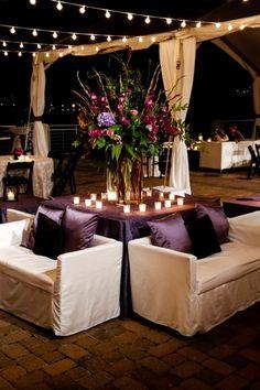 Harborside East Wedding | Designed by Engaging Events | Taylor Stewart Photography | Charleston Wedding