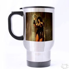Sell Chacram Xena warrior princess the poster art Travel Mug