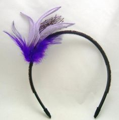 Whimsical Purple Beaded Headband >>> Continue to the product at the image link. (This is an Amazon affiliate link)