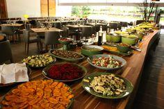 buffet - Santinho