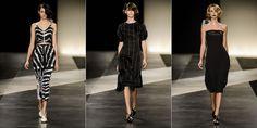 Alexandre Herchcovitch buscou inspirações no passado, baseando sua coleção nas roupas do verão de 1998 e 1999 de uma linha de sua própria autoria