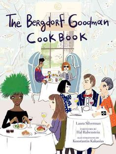 <p>A stylish collection of 100 recipes from the renowned BG restaurant at the singular luxury shopping emporium. Incorporating recipes from the fashion community, this charming gift volume features the whimsical four-color art of renowned illustrator K...