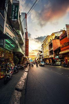 Town of Da Lat, Vietnam
