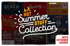 85% OFF PACK with Extended License by Vintage Voyage Design Co. on @creativemarket