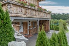 Alps, House Styles, Places, Travel, Home Decor, Chalets, Bathing, Viajes, Homes