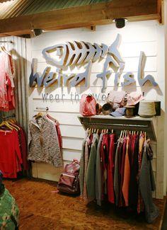 Weirdfish Visual Merchandising
