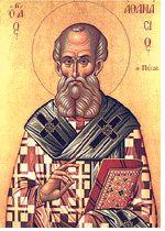 Sant'Atanasio il Grande.