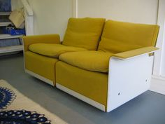 Modular Dieter Rams sofa for Vitsoe