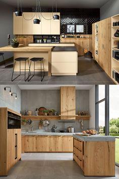 Inspiratie opdoen? Ervaar het ontspannen woongenoot van natuurlijke houten keukens van onze leverancier Pronorm. Ontdek het aanbod op onze website of kom langs in de showroom!